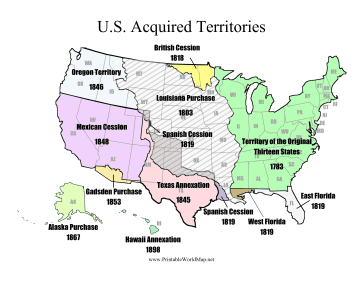 Acquired Territories