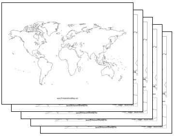 picture relating to Printable Continents known as Continents blank map Range