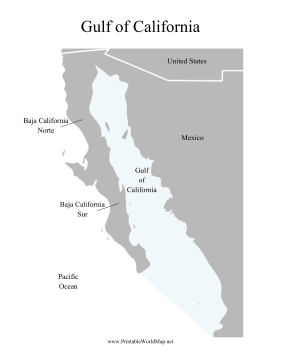 Gulf of California