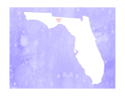 Cute Florida Map